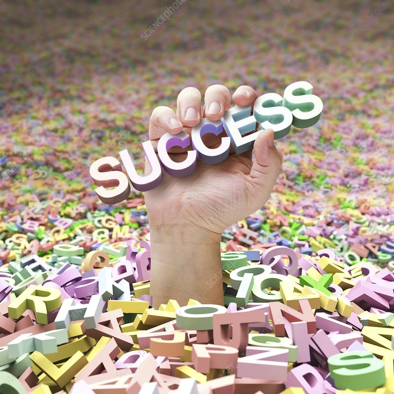 Success, artwork