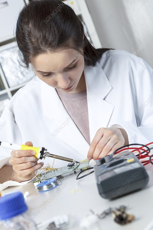 Electronic gadgets students