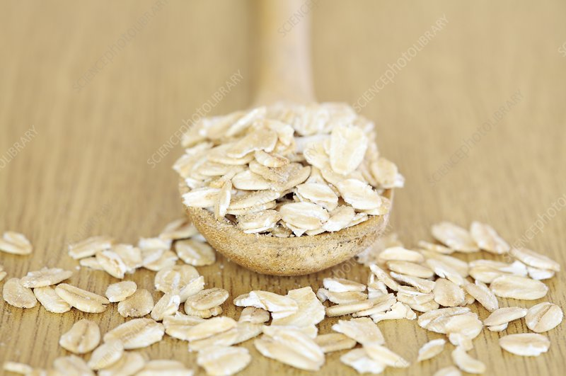 Whole rolled oats