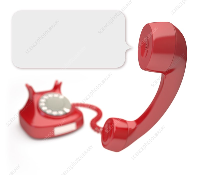 Telephone, artwork