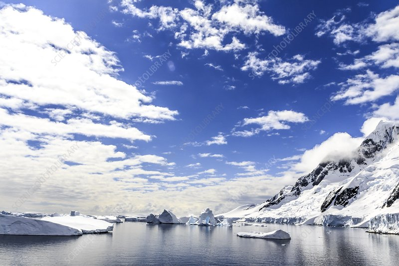 Lemaire Channel, Antarctic peninsula