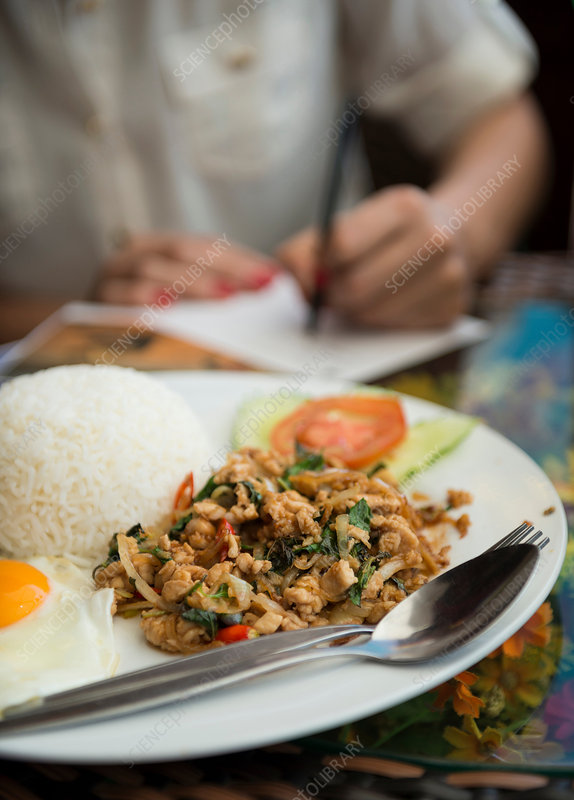 Traditional laos cuisine