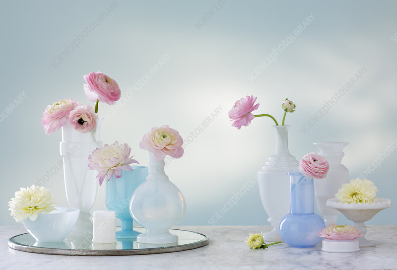 Containers and vases