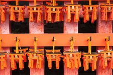 Offering gate, Fushimi Inari Shrine