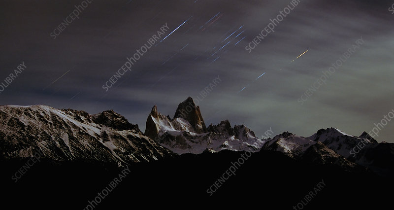 Mount Fitz Roy, Patagonian Ice Field