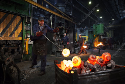 Forge worker