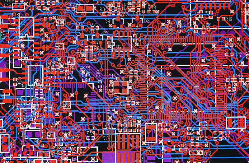 Electronic circuitry
