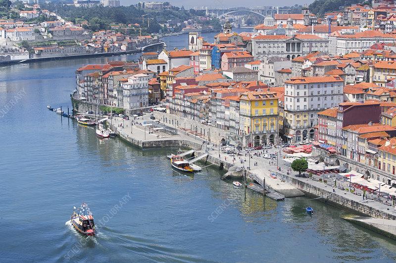 Duero River, Porto, Portugal