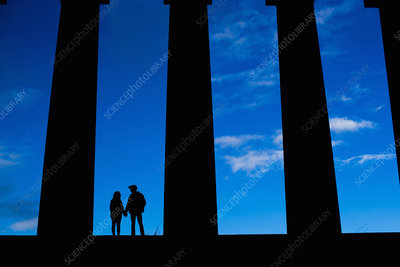 National Monument of Scotland, Edinburgh