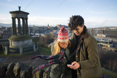 Calton Hill, Edinburgh, Scotland