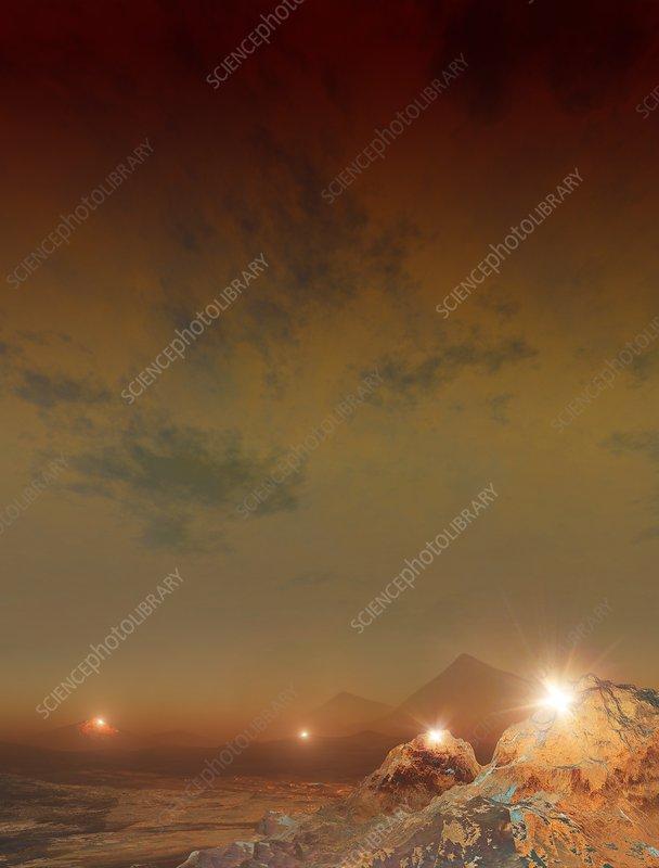 Planet made of diamond, 55 Cancri e