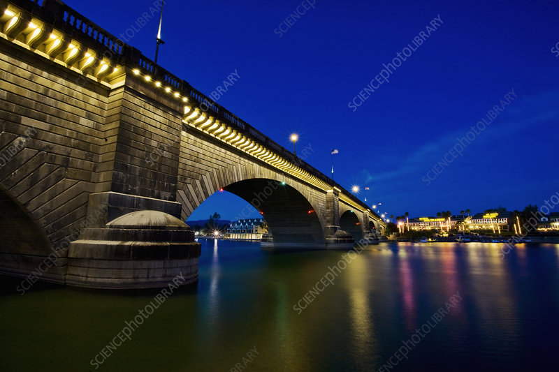 London Bridge, Lake Havasu, Arizona, USA