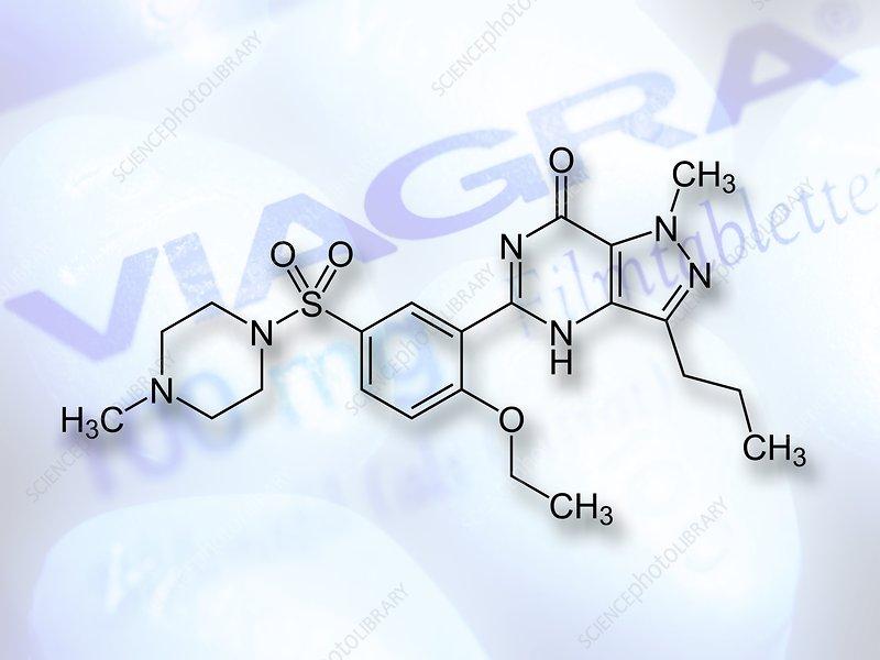 Viagra Compounds