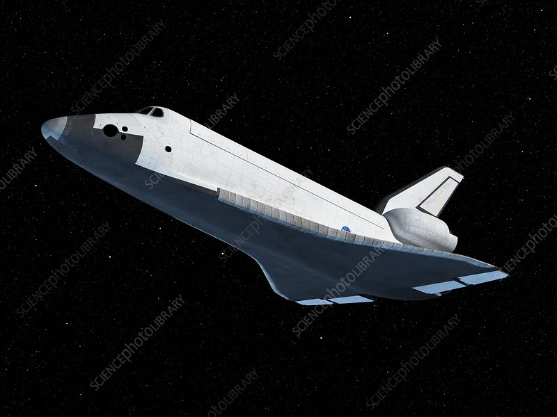 new space shuttle illustration - photo #46