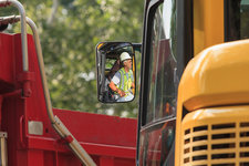Heavy construction equipment operator