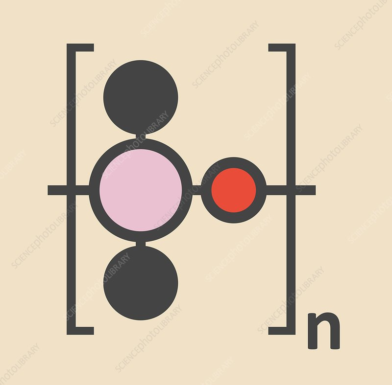 Silicone oil molecule