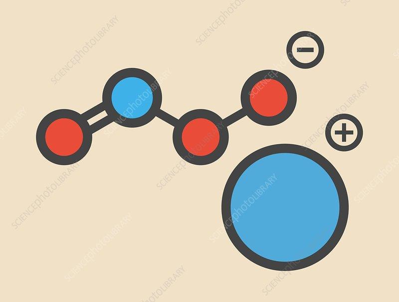 Reactive nitrogen species molecule
