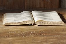 Luther's bible, Wartburg castle