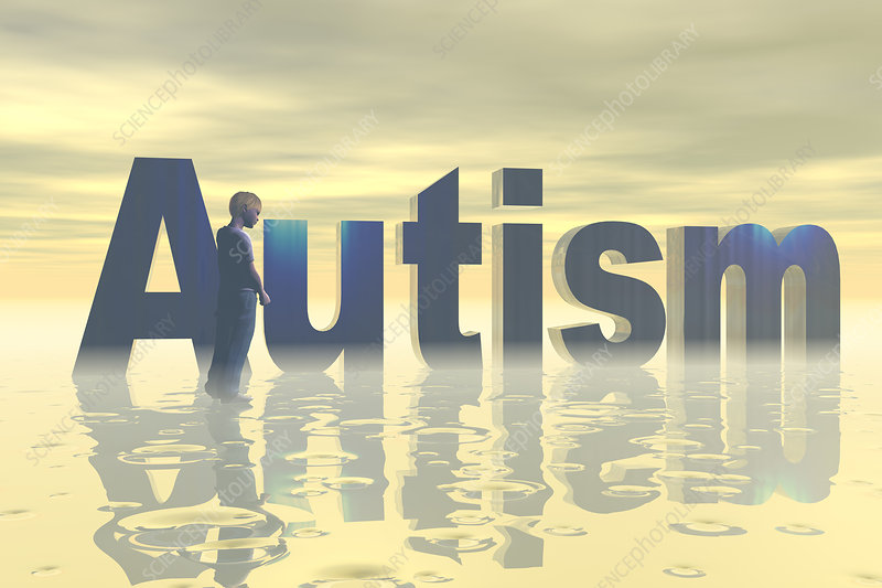 Autism, illustration