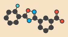 Ataluren genetic disorder drug molecule