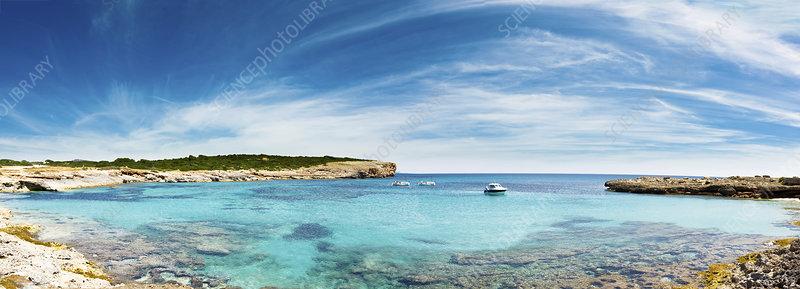 Lagoon, Mallorca