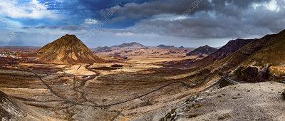 Mountains of Fuerteventura