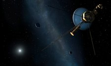 Voyager II Probe Leaves Solar System