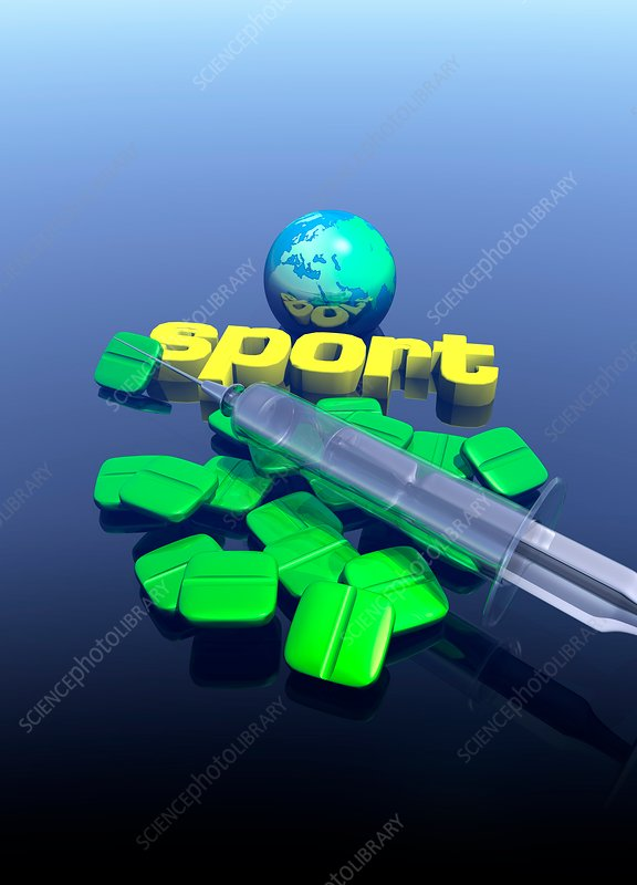 Sports drugs
