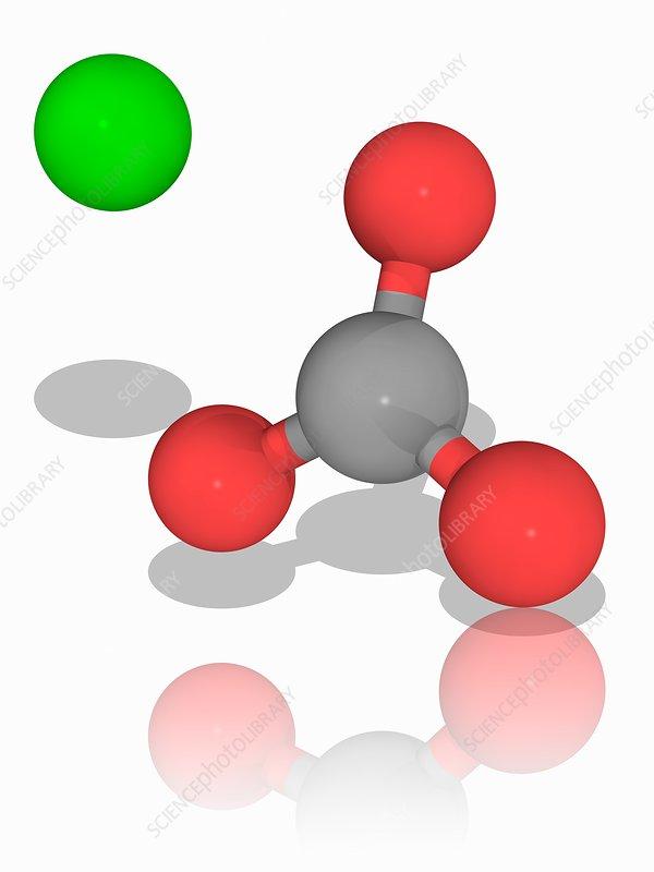 Calcium carbonate organic compound