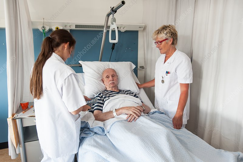Nurses with Patient