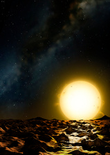 Mega Earth - Kepler 10c