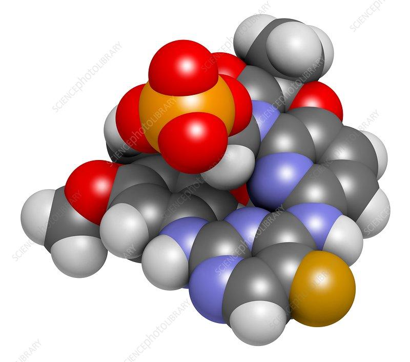 Fostamatinib rheumatoid arthritis drug