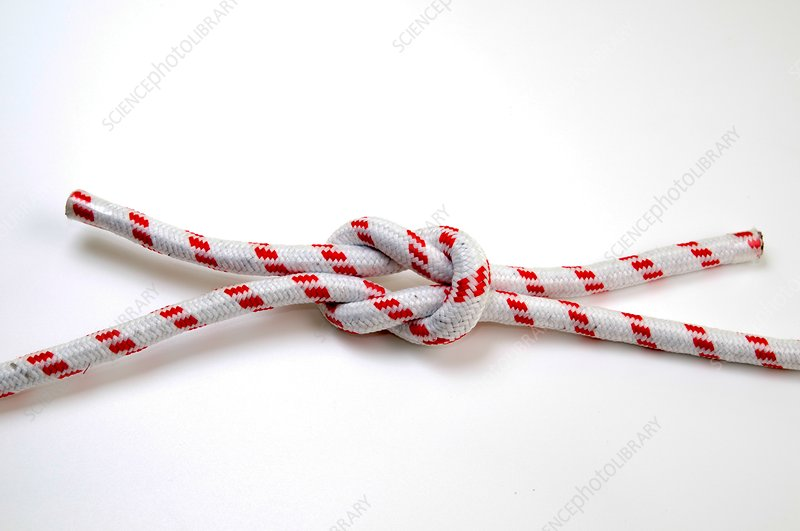 The Reef (Square) Knot