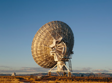 Large radio antennas, The Very Large Array, USA
