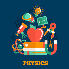 Physics, illustration