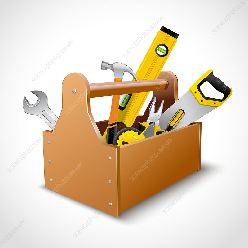 Toolbox, illustration