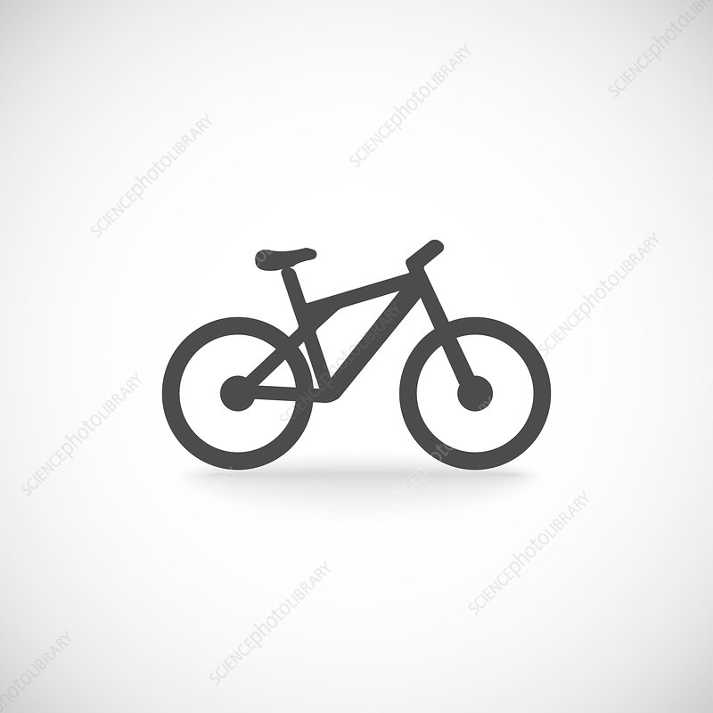 Bicycle, illustration
