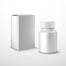 Drug packaging, illustration