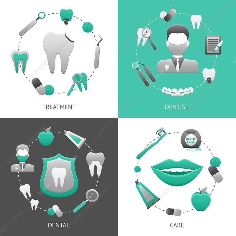 Dentistry, illustration