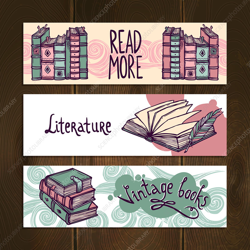 Literacy, illustration