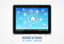 Internet of things, illustration
