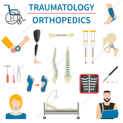 Orthopaedics, illustration