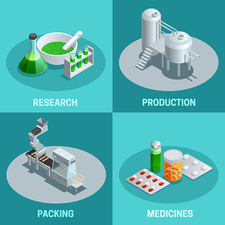 Pharmaceutics, illustration