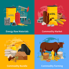 Commodities, illustration