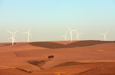 Ceres wind farm, Ceres