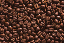 Coffee beans, full frame