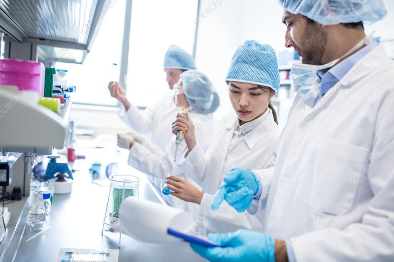Image result for scientist working in a lab