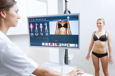 Total body photography medical examination