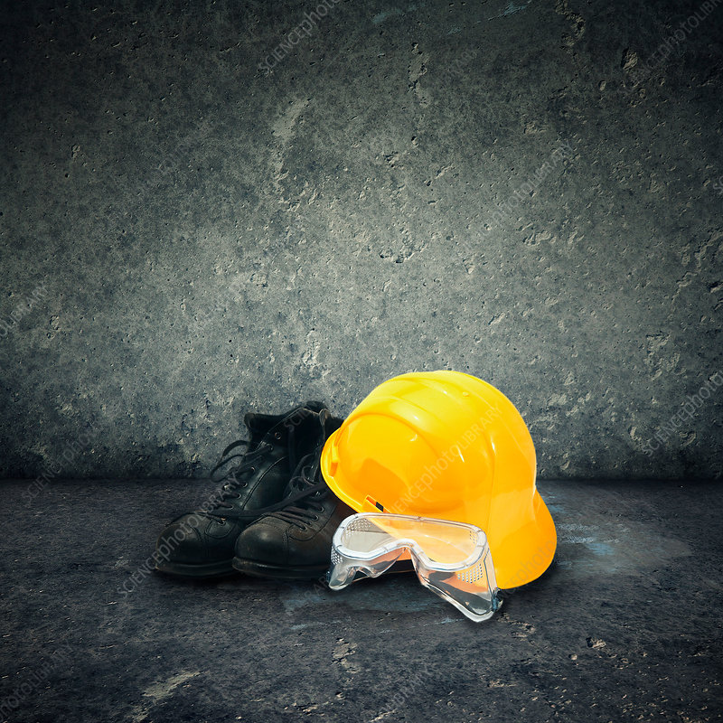 Construction industry protective equipment