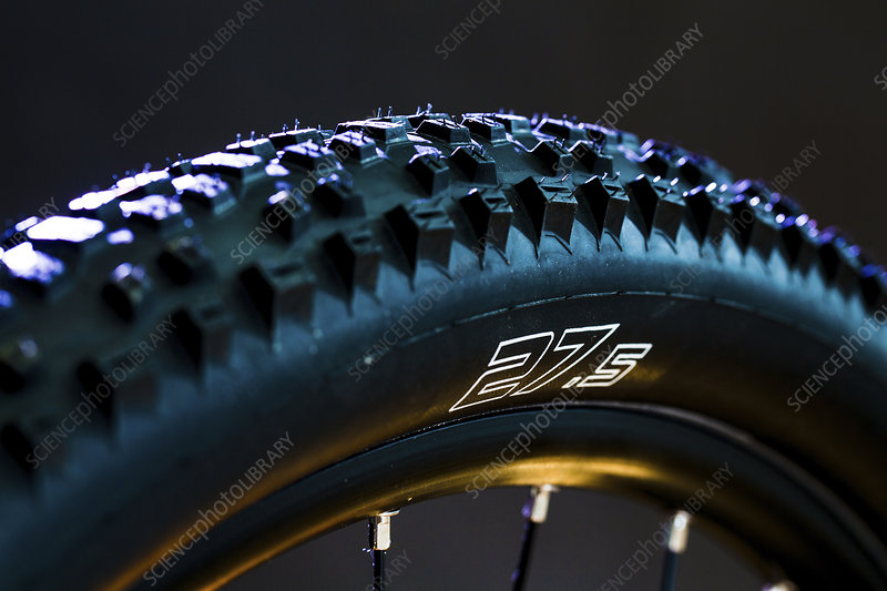 Bicycle tyre